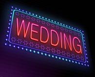 Wedding concept. Royalty Free Stock Image