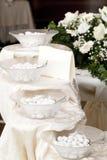 Wedding confetti Royalty Free Stock Photos