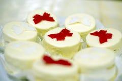 Wedding cookies Stock Photography