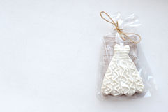 Wedding cookies Stock Photography