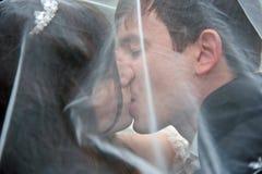 Wedding couple Royalty Free Stock Photos