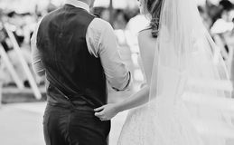 The Wedding Couple Royalty Free Stock Images