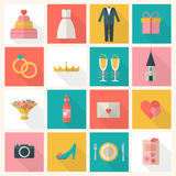 Wedding couple. Royalty Free Stock Photo