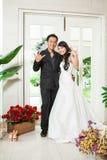 Wedding couple Royalty Free Stock Images