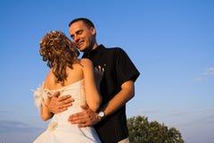 Wedding couple concept Royalty Free Stock Photo