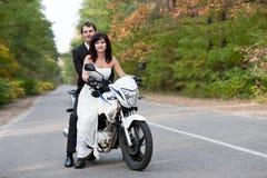 Wedding couple. Stock Image