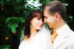 Free Wedding Couple Outdoor Stock Photos - 7895043