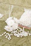 Wedding Crafts Stock Photo