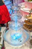Wedding Fountain royalty free stock image