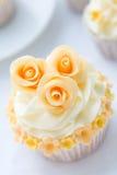 Wedding Cupcake Stock Photos