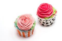 Wedding cupcakes Stock Photo