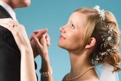 Wedding dance Stock Photos
