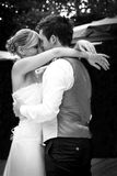 Wedding dance Royalty Free Stock Image