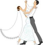 Wedding Dance Stock Images