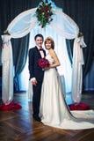 wedding day. Royalty Free Stock Photo