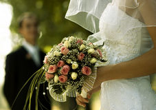 Wedding day Royalty Free Stock Images