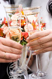 Wedding day Stock Photos