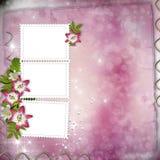 Wedding Day Card Stock Photo