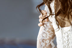 Wedding day. royalty free stock images