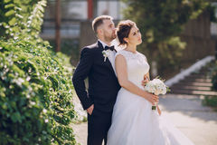 Wedding day HD Royalty Free Stock Photography