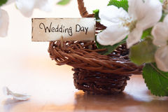 Wedding Day Royalty Free Stock Image