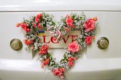 Wedding decor Royalty Free Stock Images
