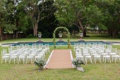 Wedding Decor Home Stock Image