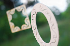 Wedding decor Stock Images