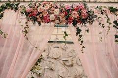 Wedding decor Royalty Free Stock Photos