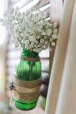 Wedding decor Stock Photo