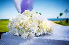Wedding decoration Stock Photography