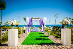 Wedding decoration Stock Photos