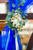 Wedding decoration details royalty free stock photos
