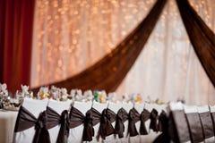 Wedding decoration Royalty Free Stock Photo