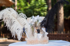 Wedding decoration Royalty Free Stock Image