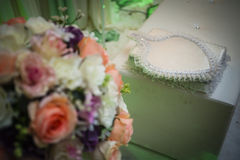Wedding Decoration Royalty Free Stock Images