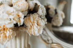 Wedding decorations.  Stock Images