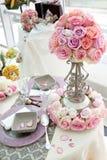 Wedding decorations Royalty Free Stock Photo