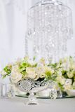 Wedding decorations Royalty Free Stock Photos
