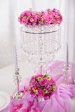 Wedding decorations Royalty Free Stock Photo