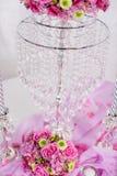 Wedding decorations Stock Photos