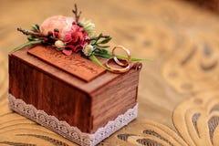 Wedding decorations stock images