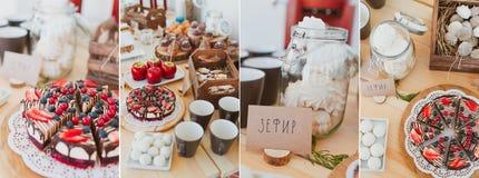 Wedding delicious Stock Photography