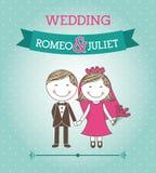 Wedding design Stock Photography