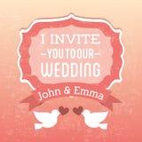 Wedding design Stock Photo