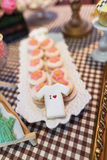 Wedding dessert Stock Photo