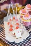 Wedding dessert Royalty Free Stock Image