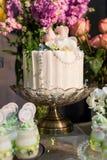 Wedding dessert Royalty Free Stock Photo