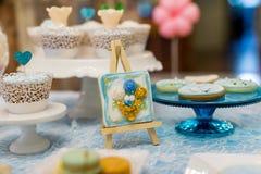 Wedding dessert Stock Images