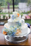 Wedding dessert Stock Photography